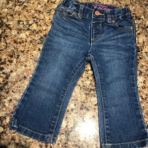 Girls Children's Place Bootcut Jeans